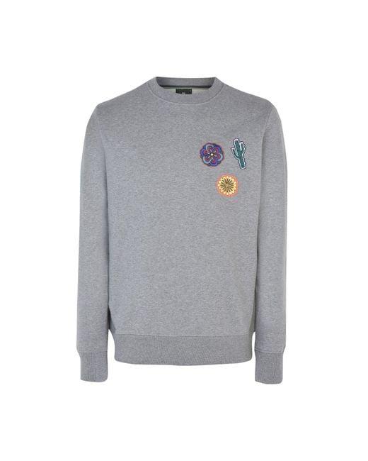 PS by Paul Smith - Gray Sweatshirt for Men - Lyst