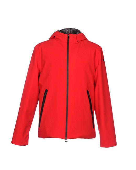 009937c29f Doudoune Rrd pour homme en coloris Rouge - Lyst