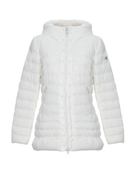 Peuterey White Down Jacket