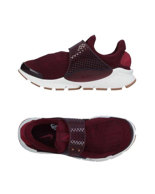 Nike - Purple Low-tops & Sneakers for Men - Lyst