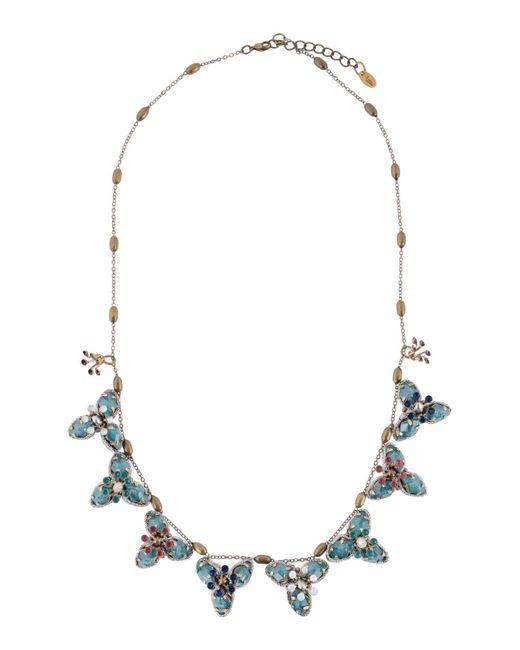Tataborello - Blue Necklaces - Lyst