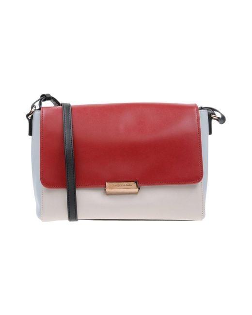 Mandarina Duck - Red Cross-body Bag - Lyst