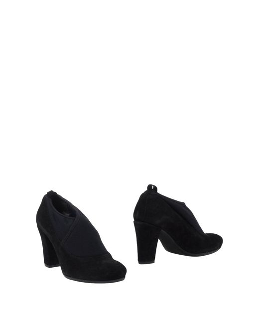Keys - Black Booties - Lyst