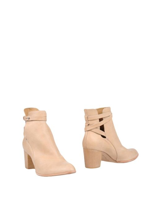 Coclico - Natural Ankle Boots - Lyst