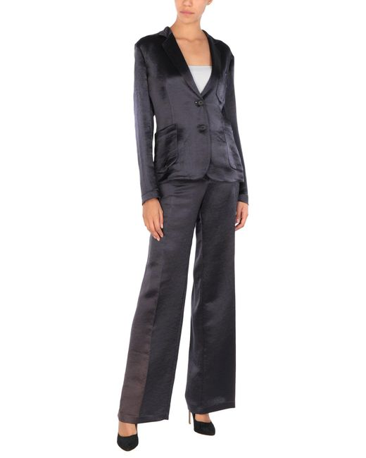 Aspesi - Blue Women's Suit - Lyst