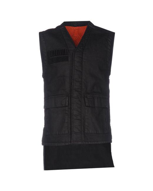 Ring - Black Jacket for Men - Lyst