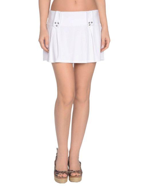 Twin Set | White Beach Dress | Lyst