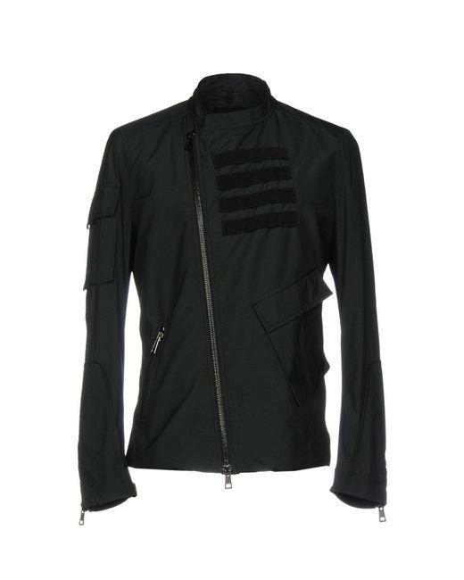 Tom Rebl - Black Jacket for Men - Lyst