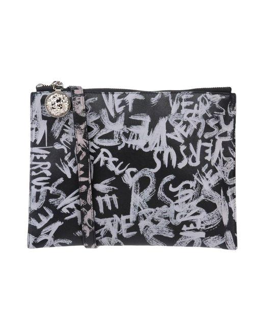 Versus  - Black Handbag - Lyst