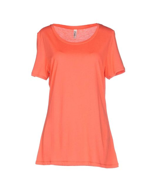 Rebello - Pink T-shirts - Lyst