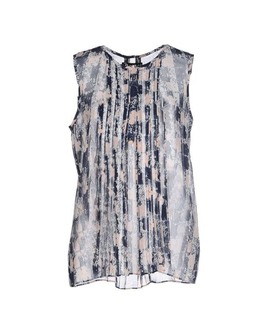 Pepe Jeans - Blue Tops - Lyst