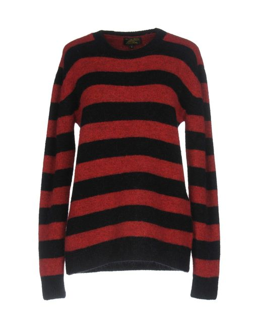 Le Mont St Michel - Red Sweater - Lyst