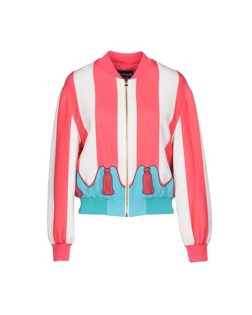 Boutique Moschino - Multicolor Jackets - Lyst