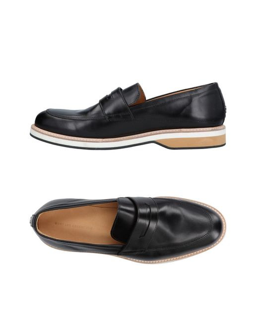 Want Les Essentiels De La Vie Black Loafer for men