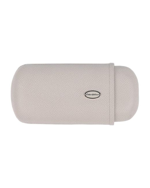 Dolce & Gabbana - White Glasses Case - Lyst