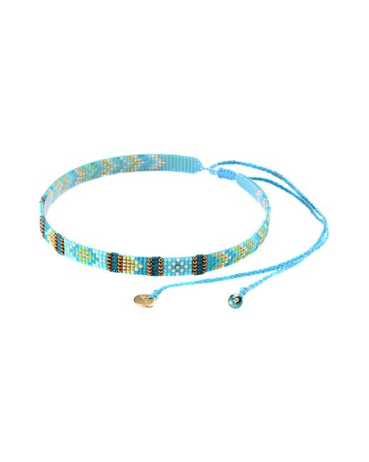 Mishky - Blue Necklace - Lyst