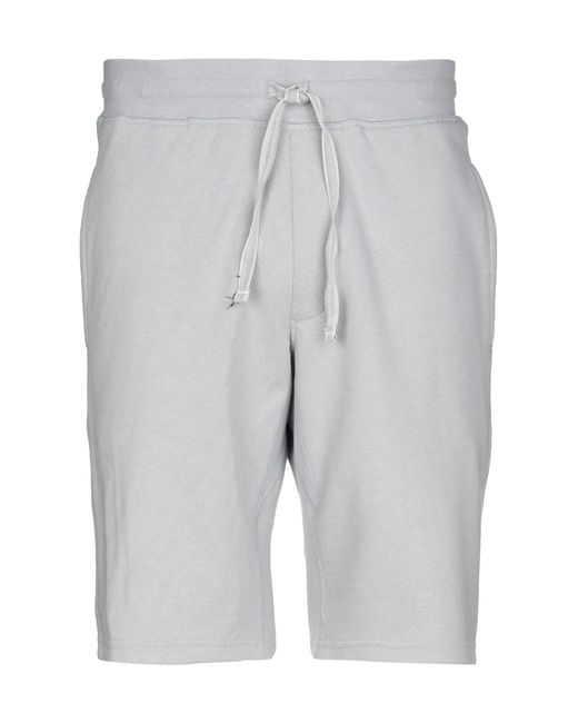 WINGS+HORNS X ADIDAS - Gray Bermuda Shorts for Men - Lyst