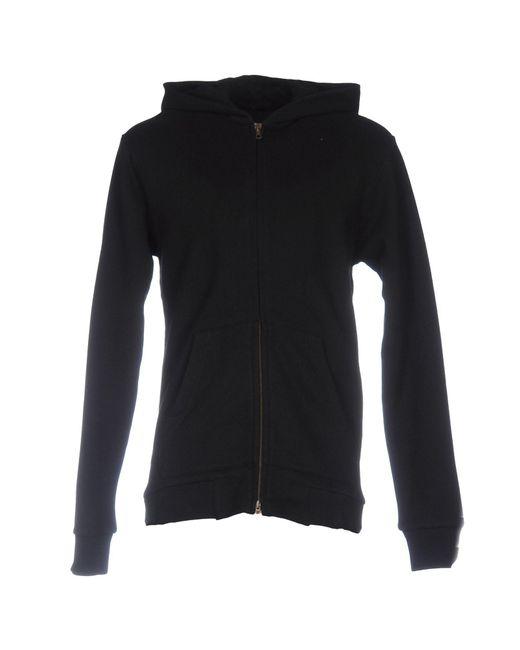 Prever | Black Sweatshirt for Men | Lyst