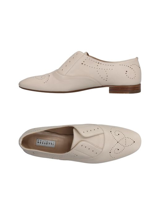Fratelli Rossetti - Natural Loafer - Lyst