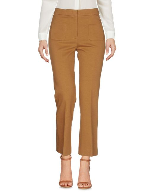 L'Autre Chose - Multicolor Casual Trouser - Lyst