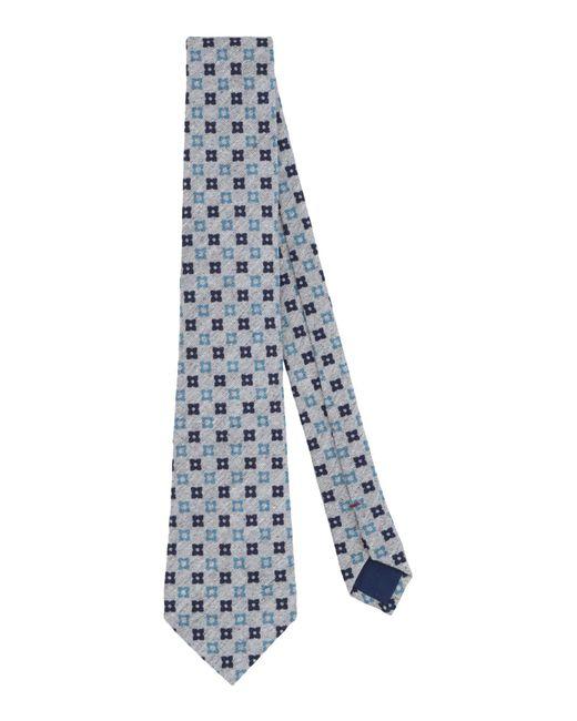 Roda - Gray Tie for Men - Lyst
