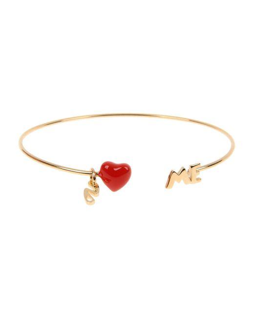 Nadine S - Red Bracelet - Lyst