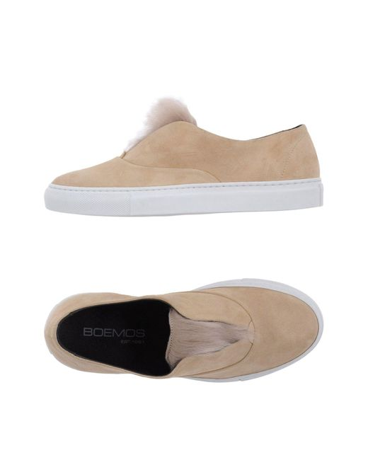 Boemos - Natural Low-tops & Sneakers - Lyst