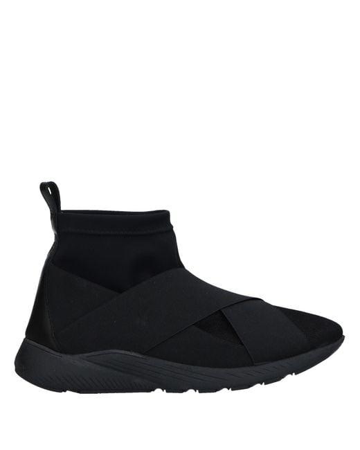Carla G - Black High-tops & Sneakers - Lyst