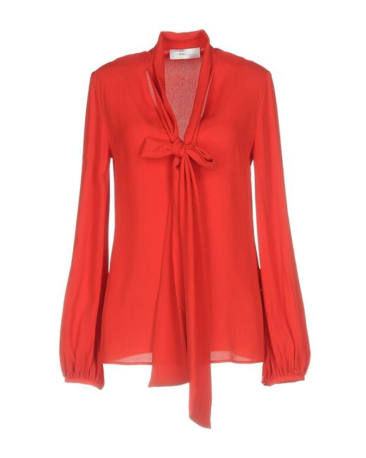Racil - Red Shirt - Lyst