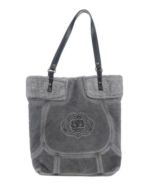 Tosca Blu - Gray Shoulder Bag - Lyst