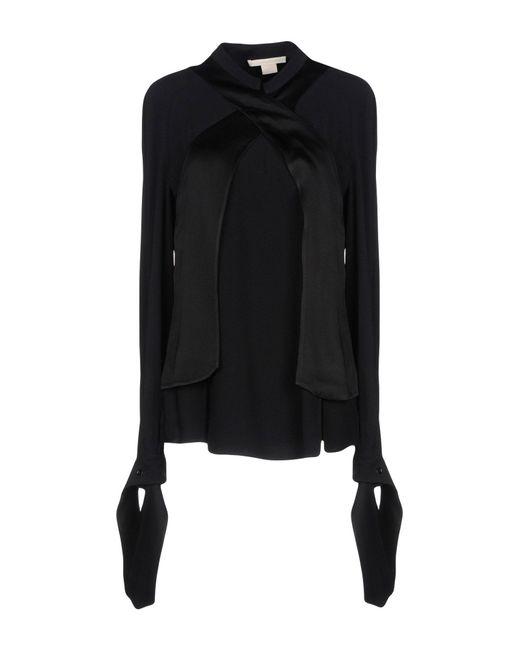 Antonio Berardi - Black Shirt - Lyst