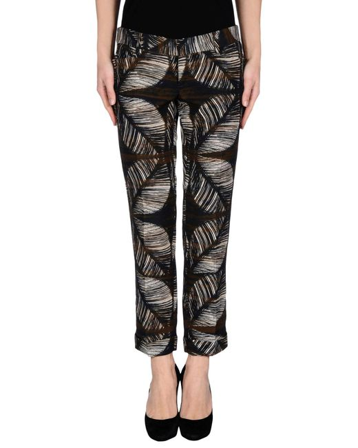 DSquared² - Brown Casual Trouser - Lyst