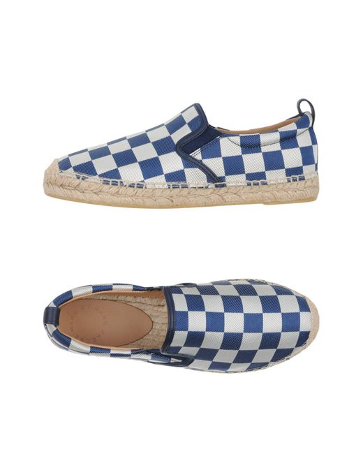 Marc By Marc Jacobs | Blue Low-tops & Sneakers | Lyst