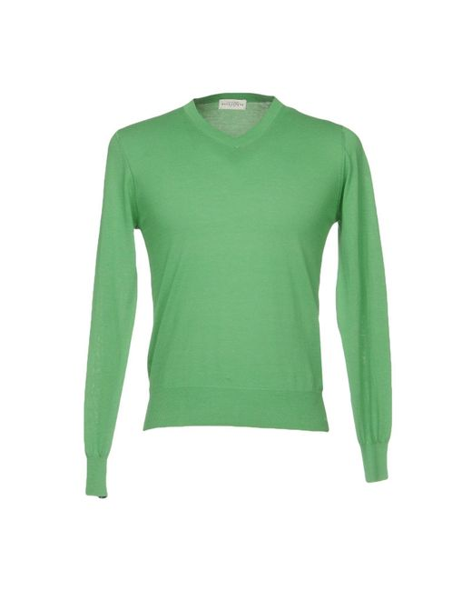 Ballantyne - Green Jumper for Men - Lyst