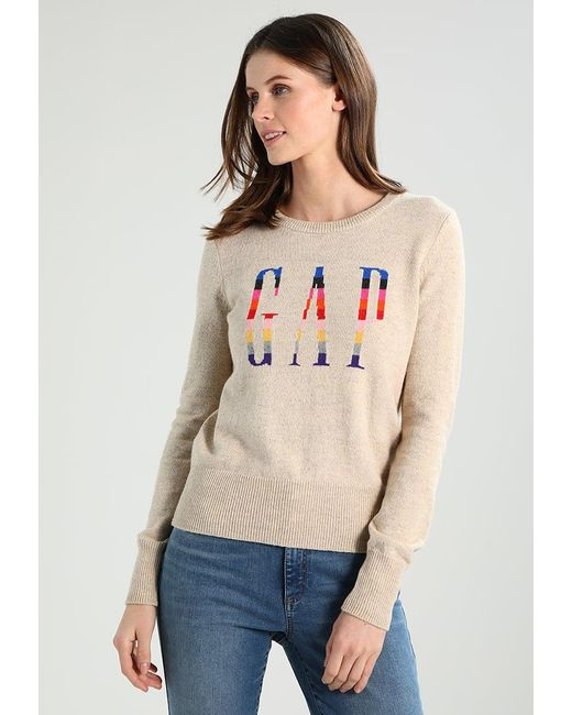 Gap   Multicolor Crazy Go Cozy Jumper   Lyst