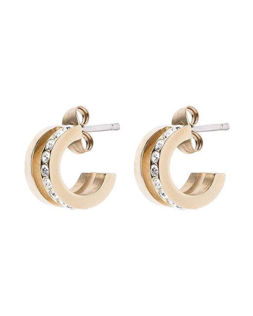 Dyrberg/Kern | Metallic Logue Earrings | Lyst