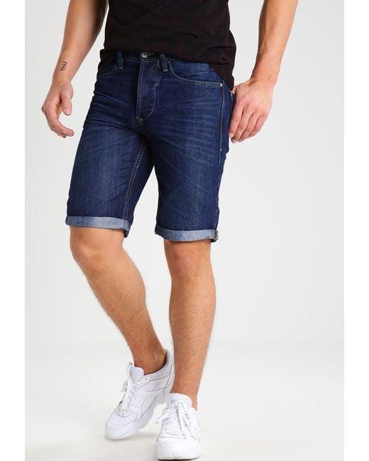 Blend | Blue Denim Shorts for Men | Lyst