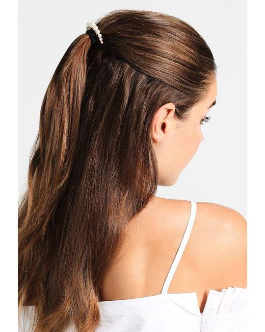 Lelet Ny | Metallic Mercure Pearl Pony Hair Accessories | Lyst