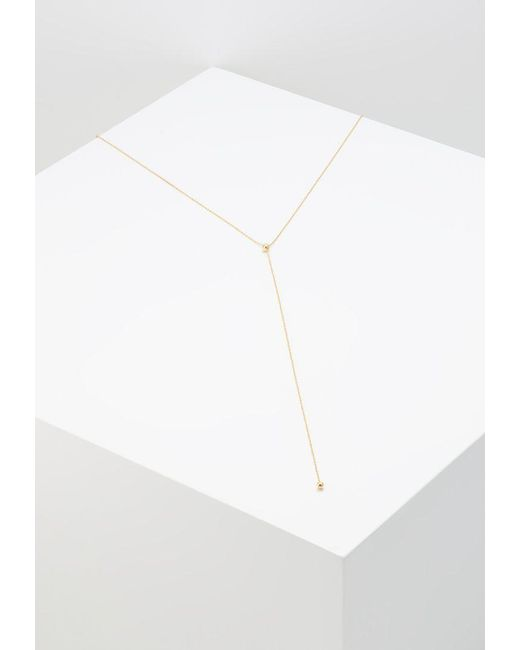 Maria Black | Metallic Corvi Necklace Slider Ball Necklace | Lyst