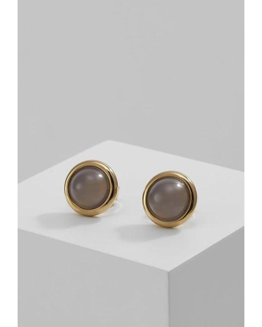 Dyrberg/Kern | Metallic Fina Earrings | Lyst