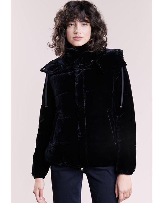 Closed   Black Bouck Down Jacket   Lyst
