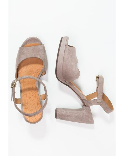 Chie Mihara | Multicolor Chispa High Heeled Sandals | Lyst