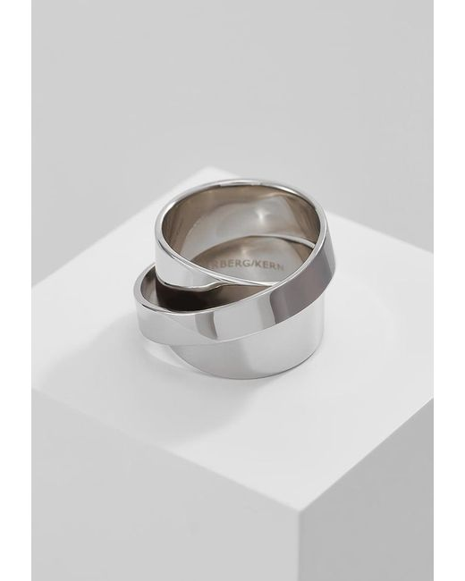 Dyrberg/Kern | Metallic Louie Shiny Ring | Lyst