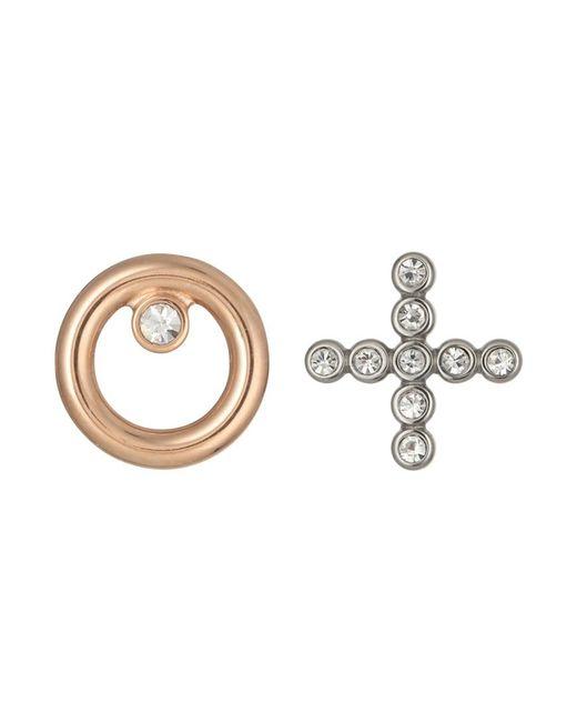 Fossil | Metallic Set Earrings | Lyst