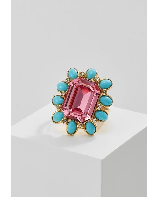 Kenneth Jay Lane | Multicolor Ring | Lyst