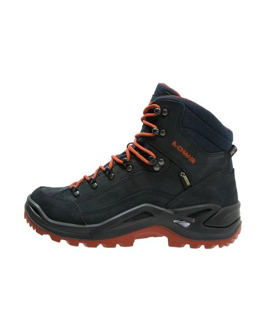 Lowa | Blue Renegade Gtx Hiking Shoes for Men | Lyst