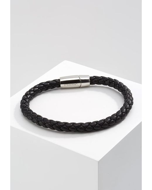 Lagerfeld   Black Bracelet for Men   Lyst