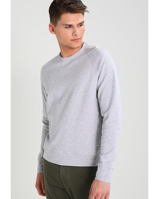 J.Lindeberg   Gray Immo Long Sleeved Top for Men   Lyst
