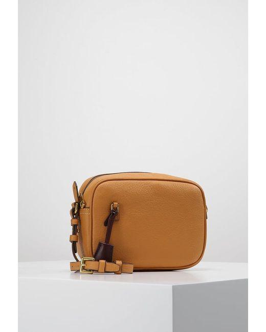 J.Crew | Natural Across Body Bag | Lyst