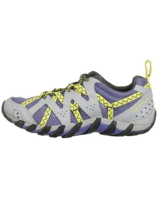 9e89d9a012b ... Merrell - Multicolor Waterproof Maipo 2 (navy/smoke) Women's Shoes ...